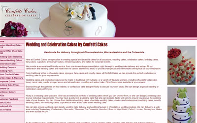 Confetti Cakes, click for details