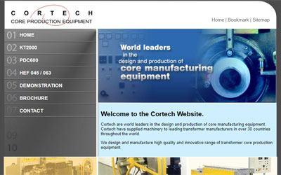Cortech Toroidal Technology, click for details