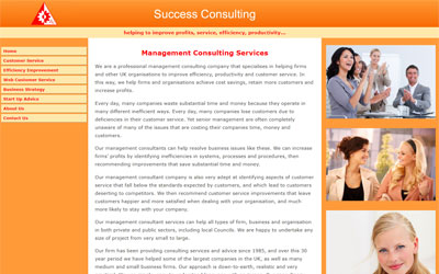 Success Management Consultants, click for details