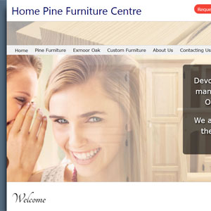 Home Pine Furniture Centre in Barnstaple, North Devon