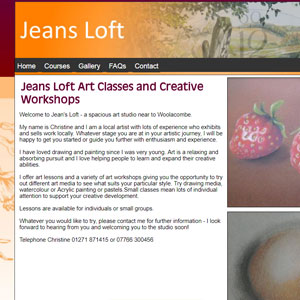 Jeans Loft Art Classes and Creative Workshops in Mortehoe