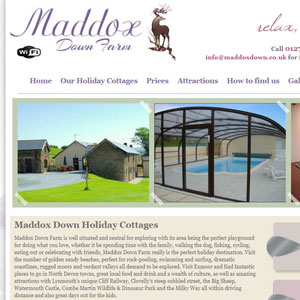 Maddox Down Holiday Cottages