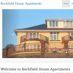 Rockfield House Holiday Apartments in Woolacombe