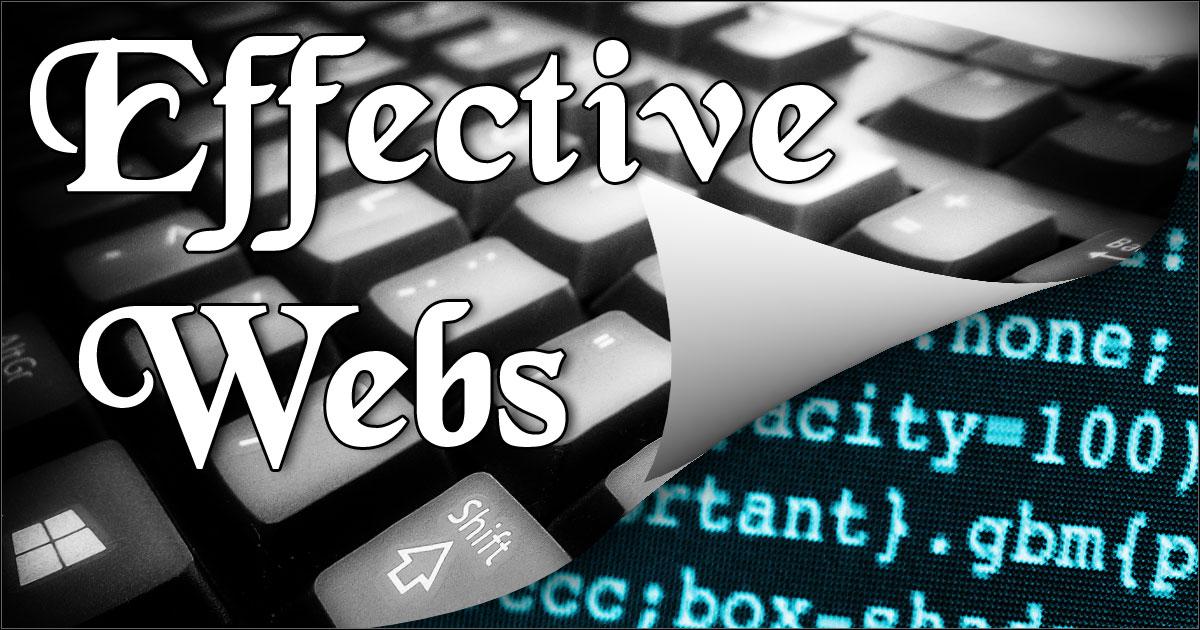 (c) Effectivewebs.co.uk