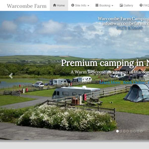 Warcombe Farm Campsite