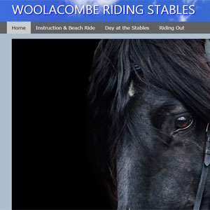 North Devon Horse Riding Stables