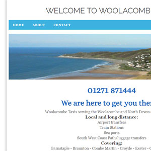 Woolacombe Taxis